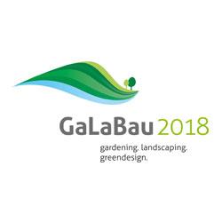 Logo der GaLaBau 2018