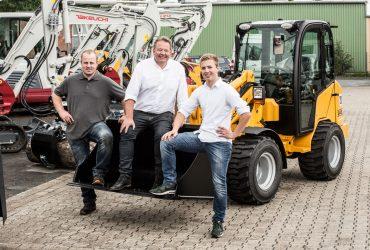 Ansprechpartner für Baumaschinen & Kommunaltechnik bei Erwentraut